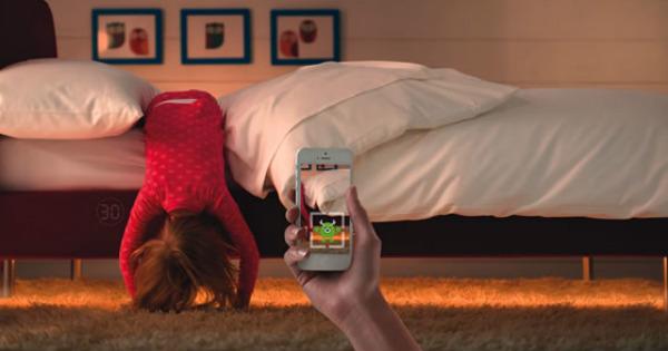 sleepiqkids New smartbed keeps tabs on kids slumber