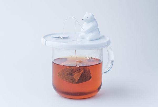 polar bear teabag