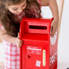 You've got mail – the iconic red Aussie post box turns toy-sized for kids