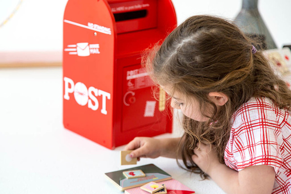 You Ve Got Mail The Iconic Red Aussie Post Box Turns Toy