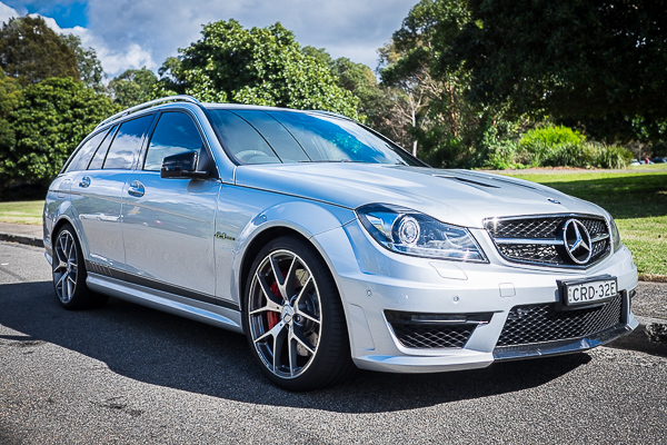 Mercedes benz c63 amg edition 507 estate for Mercedes benz c63 amg edition 507