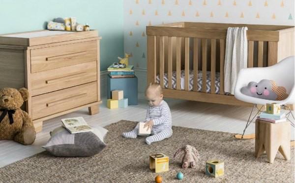 David Jones nursery