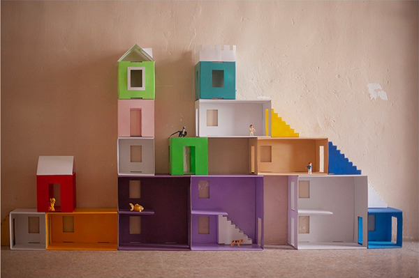 Make Your Own Doll House With Kids 39 Mobile Box