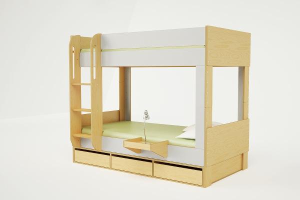 Cabin bunk bed casa kids