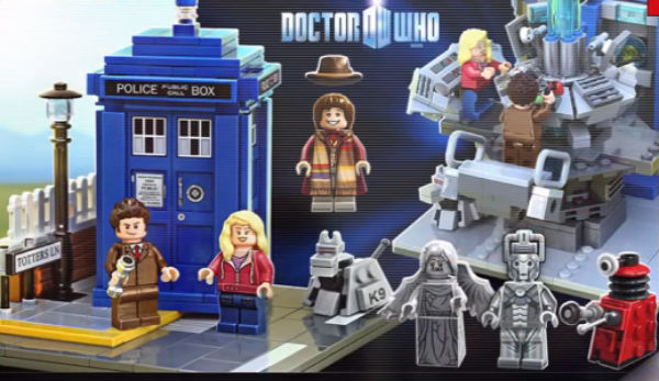 dr who top