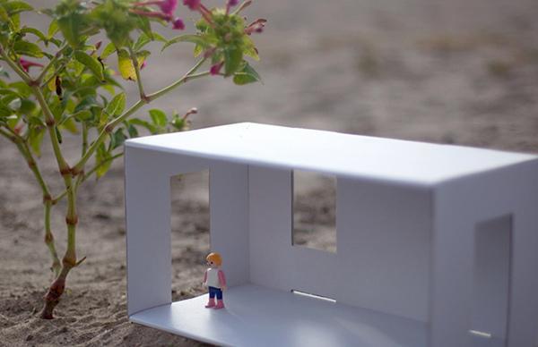 Kids Mobile Box el hada de papel
