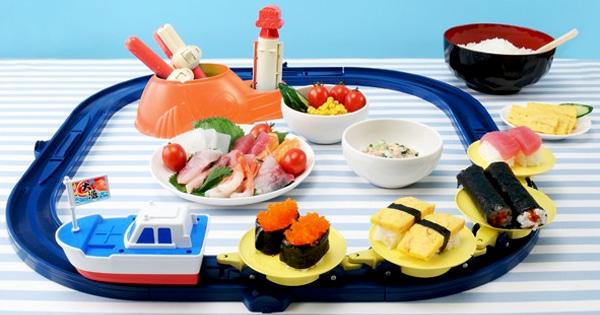 home-sushi-train