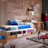 Lego-inspired bed from European designers Lola Glamour