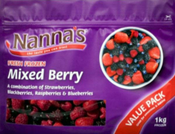 nannas berries