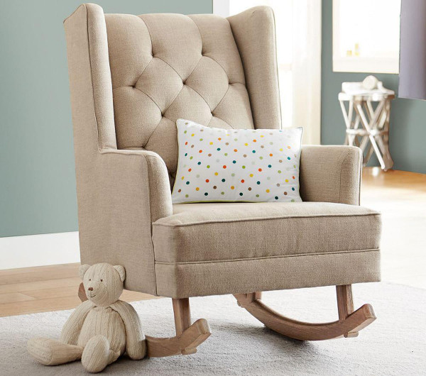 Six Beautiful Rocking Chairs For Your Nursery