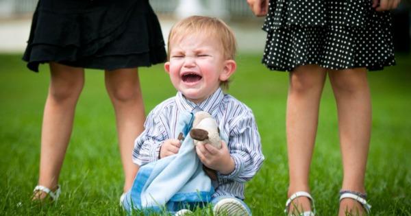 7 hilarious ways to handle toddler tantrums