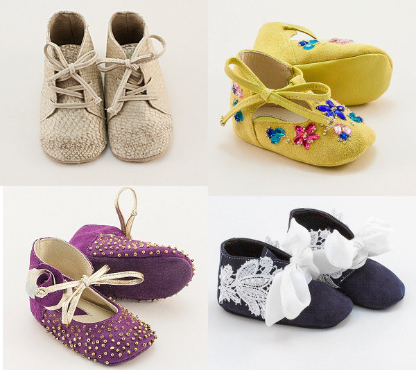 Vibys handmade baby shoes Etsy