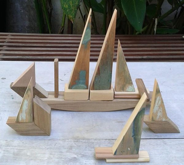 woodensets
