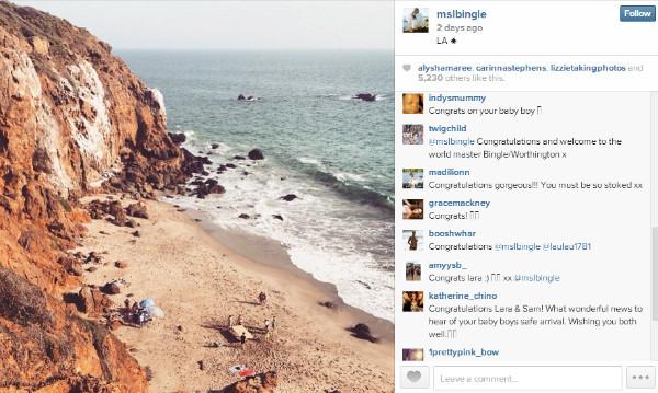 "Lara Bingle Worthington on Instagram ""LA ☀️"""
