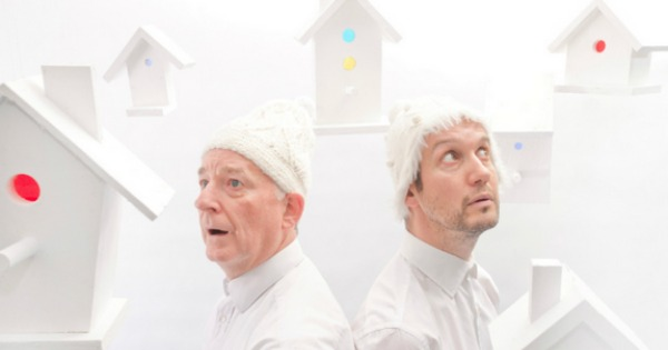 Introduce little ones to the magic of live theatre with White and Rain