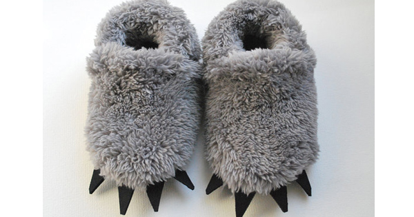 baby-wolf-slippers