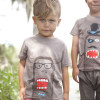 Creatures & Features: unleashing children's creativity on clothing