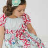 Etsy find of the day – floral Easter girl's dress