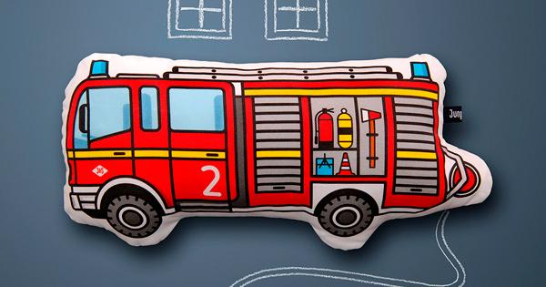 fire-truck-pillow