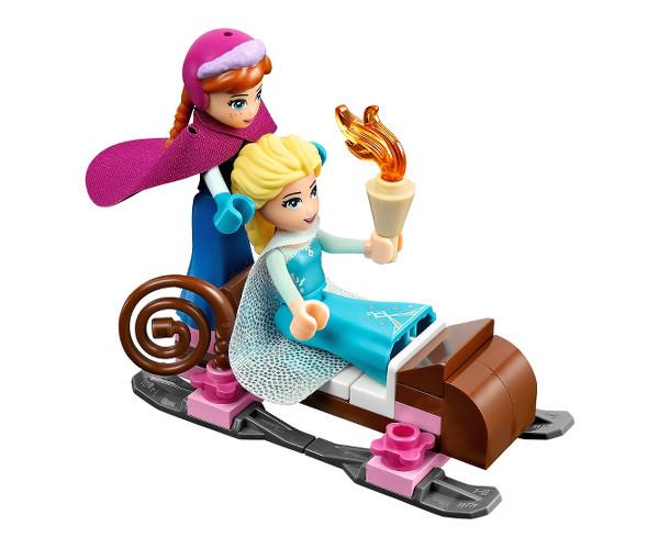 Frozen Lego Elsa's Sparkling Ice Castle 41062