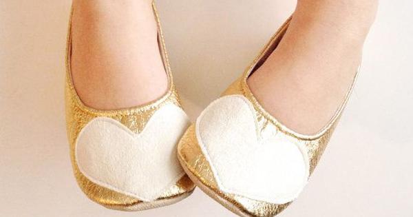 heart-shoes