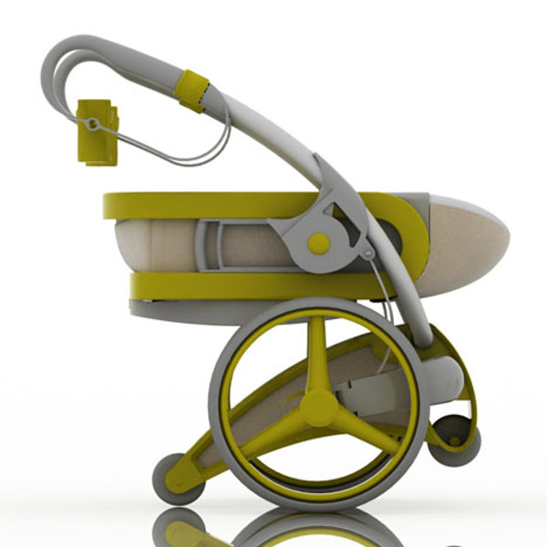 Babyology Exclusive The World S First Self Driving Pram