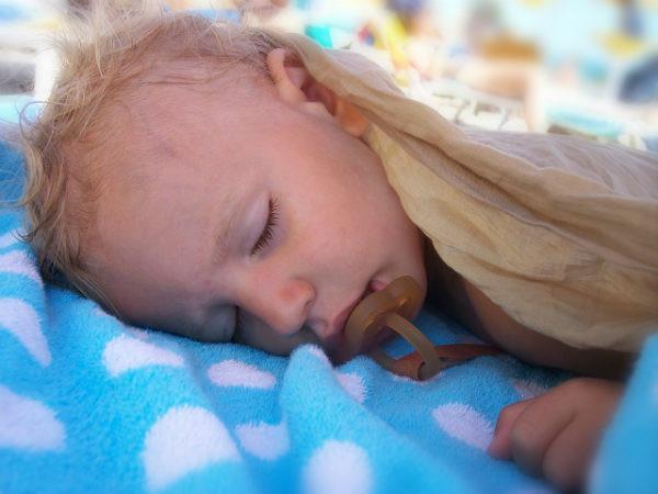 sleep with dummy