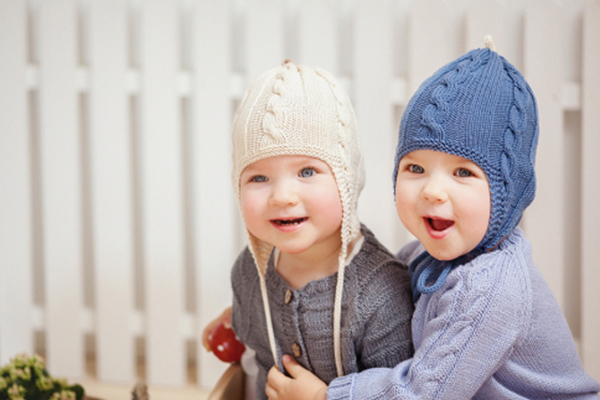 Gera Bloga knitted hats