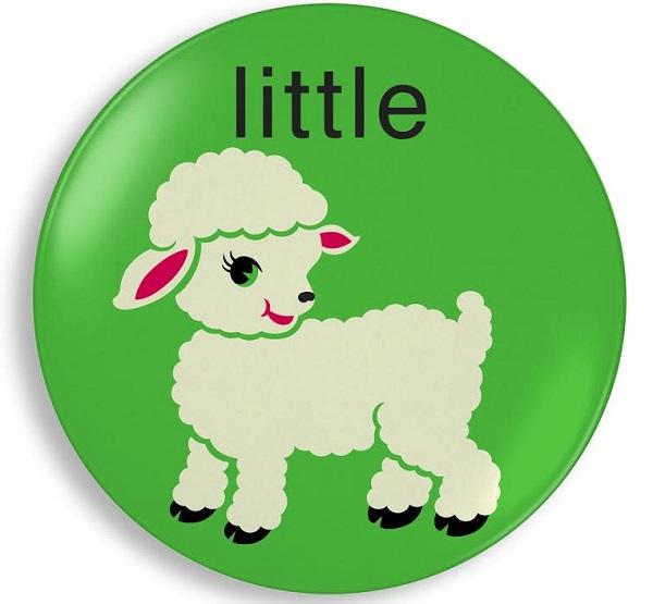 Jane Jenni_Little Lamb plate
