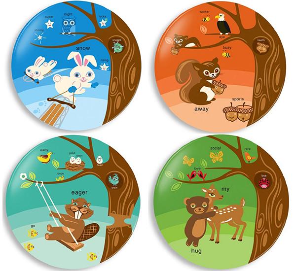 Jane Jenni_Seasons_group plates