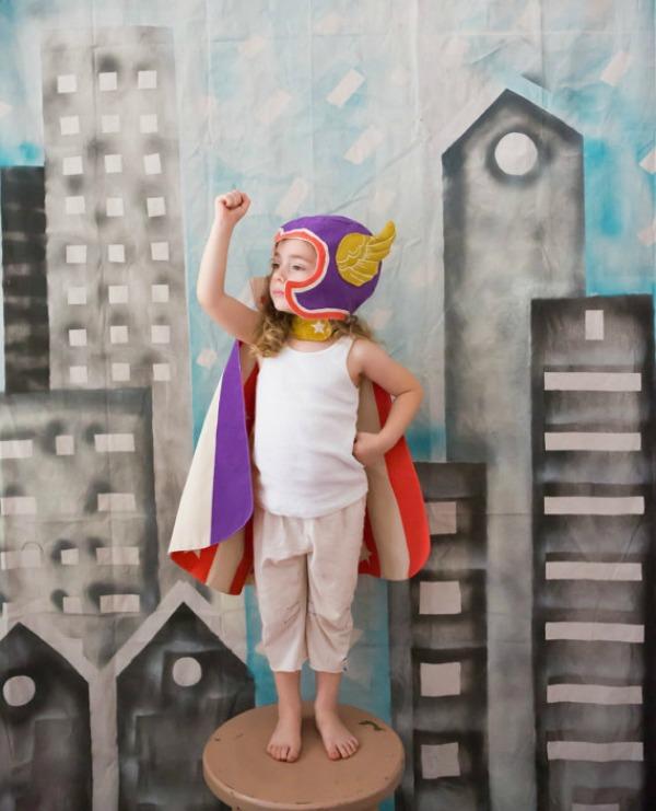 Lovelane superhero cape_1