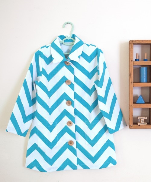 Milk&Biscuits_Blue_chevron_coat_5