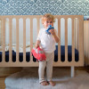 One bed to rule them all – the Oeuf Fawn Crib and Bassinet System