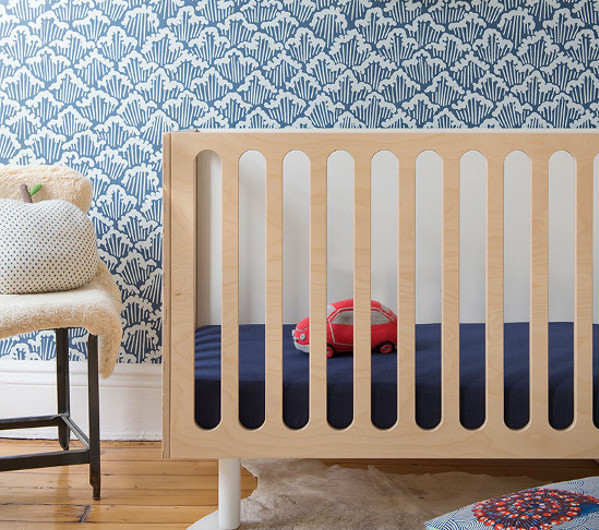 the oeuf fawn crib and bassinet system is priced at us1100 but is not yet available in australia we at babyology will let you know as soon as it hits our