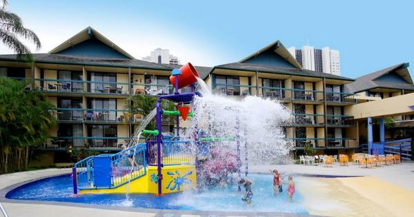 Paradise Resort Slides
