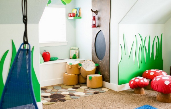 Playroom Design Loves Detail