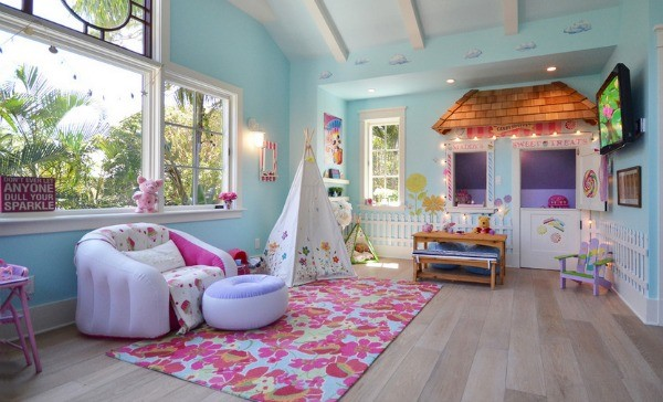 Playroom Energy Smart Homes