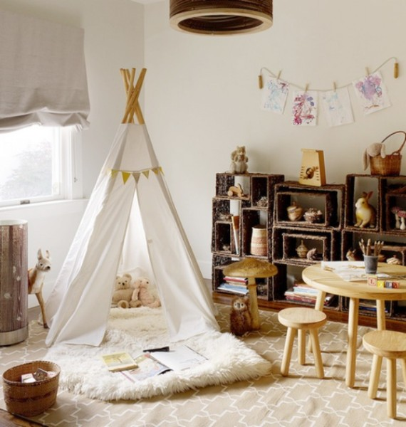 Playroom Jute Home