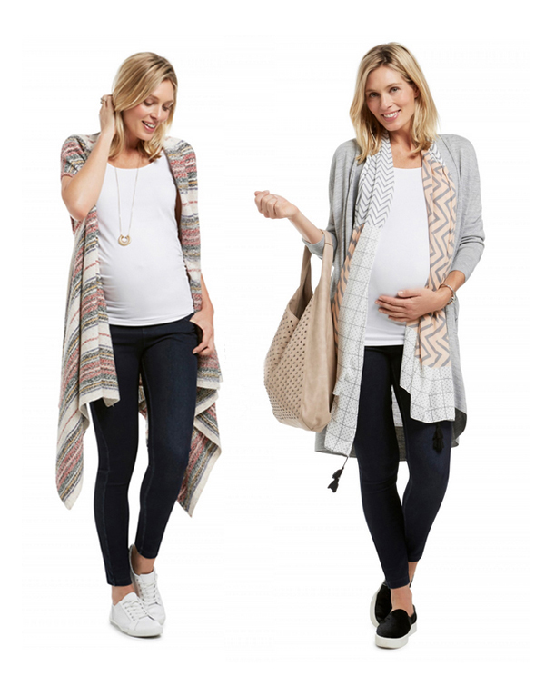 Sussan Maternity Casual Looks