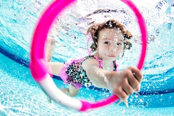 Underwater Baby 5