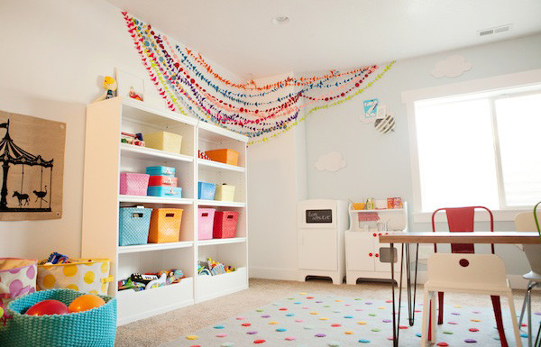 10 of the most amazing playrooms