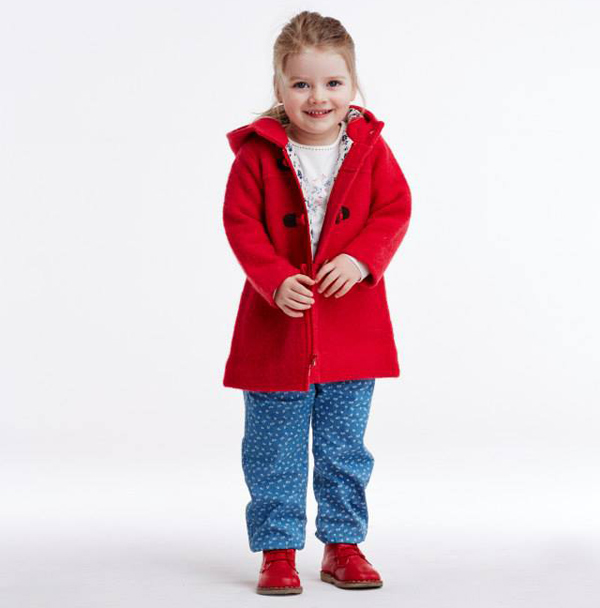 The weather outside is frightful, but Purebaby coats are ...