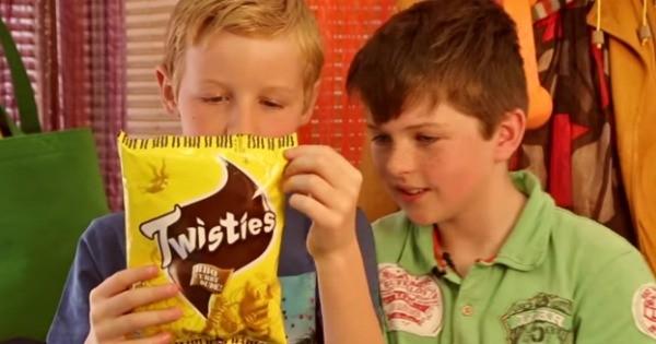 Aussie snacks Irish Two