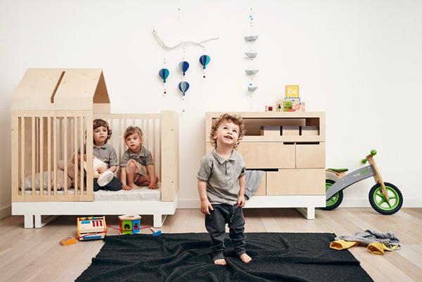 Kutikai kids in nursery