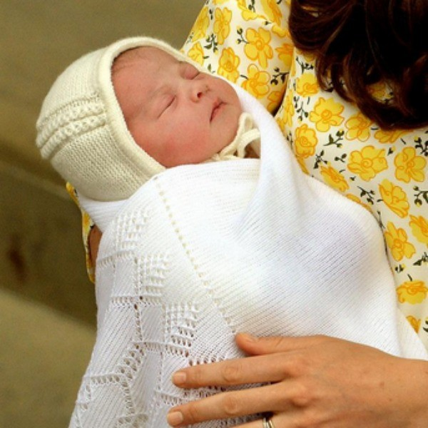 The Royal Princess' Name Is Announced (and It's Lovely