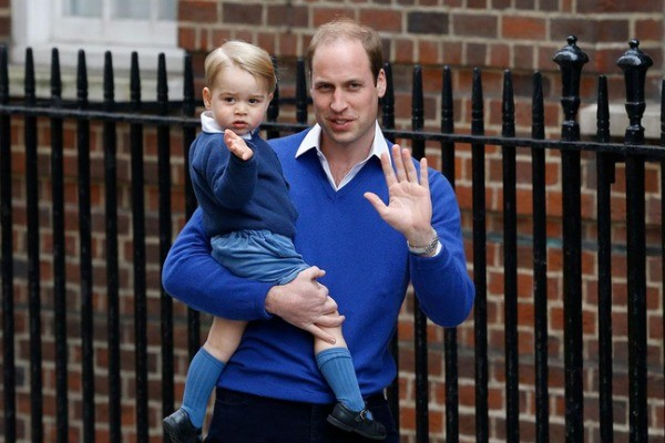 Royal baby announcement Wills and Kate welcome second child – Royal Family Baby Announcement