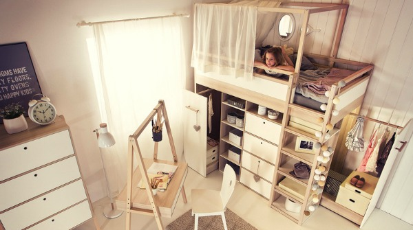 The Bedroom Furniture Systems For Babies And Kids At Vox Furniture