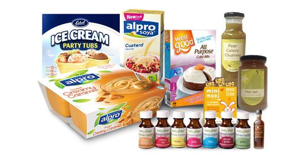 Allergy Train food Prizeapalooza
