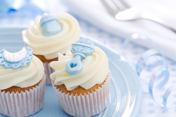 baby-shower-boy-cupcakes