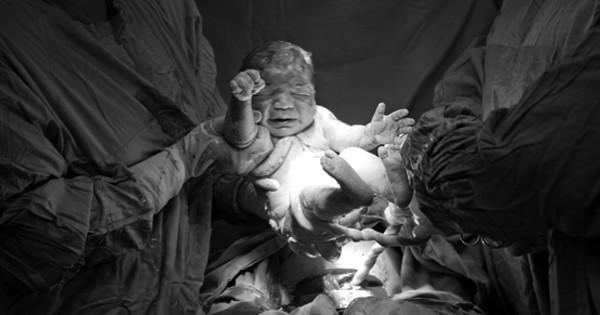 caesar-birth